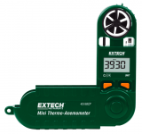 Extech 45168CP Mini Thermo-Anemometer with Built-in Compass