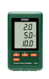 Extech SD750 3-Channel Pressure Datalogger