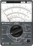 Gossen Metrawatt METRAHIT 1A Analog Multimeter, Basic Model for Hobby & Work