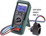 Gossen Metrawatt METRAHIT ENERGY High-End Digital Multimeter with Power and Energy Measurement