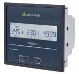 Gossen Metrawatt SIRAX BM1200 Programmable Unit for Heavy Current Monitoring with Display, LCD