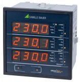 Gossen Metrawatt SIRAX BM1400 Programmable Unit for Heavy Current Monitoring with Display, LED