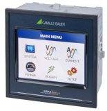 Gossen Metrawatt SIRAX MM1200 Programmable Unit for Heavy Current Monitoring with Display, TFT